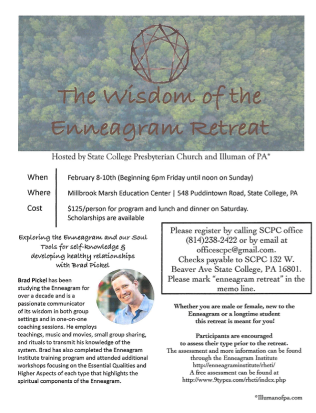 Enneagram Retreat