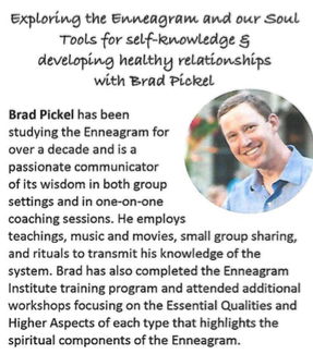 Enneagram with Brad Pickel